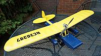 Name: SeaCub_II_a.jpg Views: 95 Size: 211.7 KB Description: The motor has up thrust, which puts down wash on the horizontal tail.