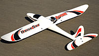 Name: 60A-DY8925-HawkSky-1.jpg Views: 115 Size: 111.5 KB Description: The motor has its thrust line approximately parallel to the line of flight.
