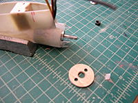 Name: 66 Blurry but shows shims, motor in place. Bulkhead goes in next. DSCN1812.JPG