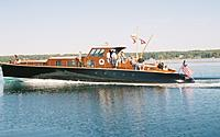 Name: Aphrodite2-e1422382524380-400x250.jpg Views: 11 Size: 26.0 KB Description: And now the bow wave is stopped at the waterline-After installation