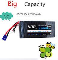 Name: HRB-22-2-V-22000-mAh-25C-50C-6-S-Lipo-Batterie-Akku-Pour-RC-Voiture.jpg Views: 50 Size: 121.9 KB Description: