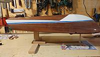 Name: 20190329_182408.jpg Views: 205 Size: 235.3 KB Description: Side after painting and gluing the sprayrails