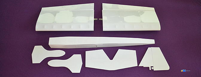 <b>Major parts all in White</b>