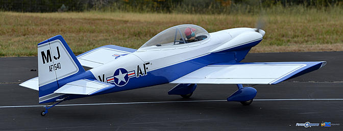 Horizon Hobby Hangar 9 Van's RV-4 30cc - RCGroups Review