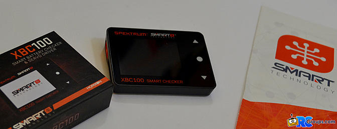 <b>Spektrum Smart Battery Checker</b>