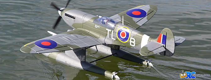 Dynam Supermarine Spitfire MK.VB Review
