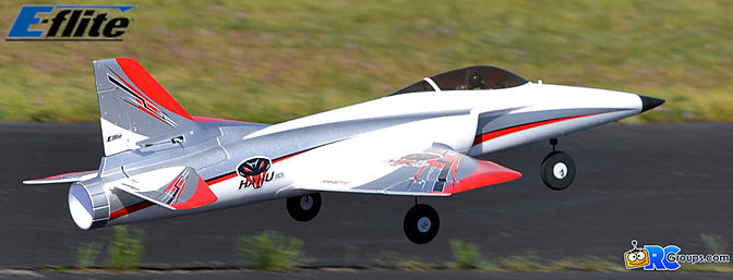 E-flite Habu STS 70mm EDF Smart Jet RTF with SAFE Review
