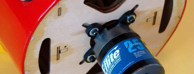 Slotted blind nut mount on the firewall