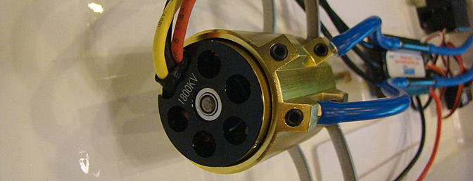 Brushless Inrunner Motor