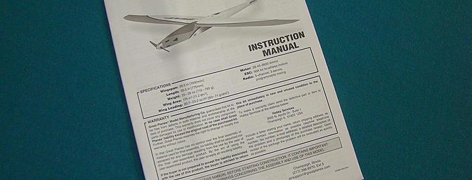 <b>Instruction Manual</b>