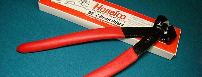 Hobbico Z-bend Pliers