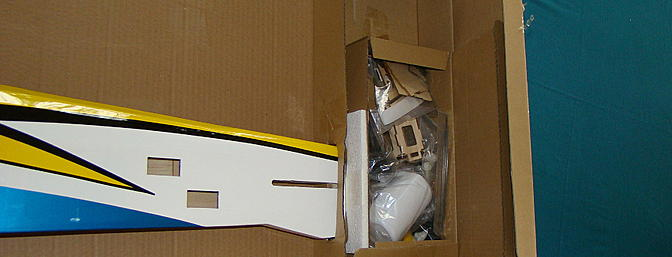 <b>Hardware was carefully packed in an end compartment.</b>