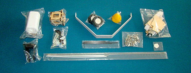 <b>Complete Hardware Package for Glow or Electric</b>