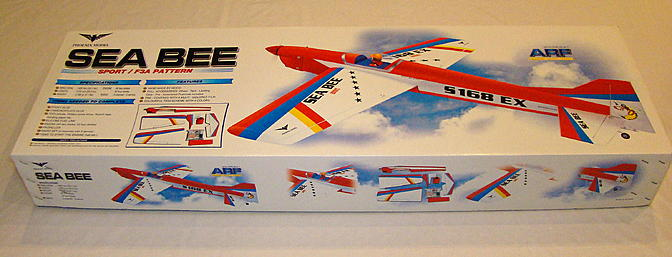 Review Phoenix Model Sea Bee ARF - Sport/F3A Pattern Model