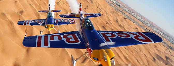 <b>Red Bull Matadors flying XA41 Single Seats</b>