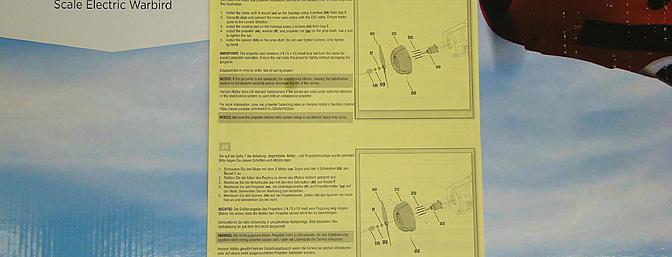 <b>Motor/prop installation addendum</b>