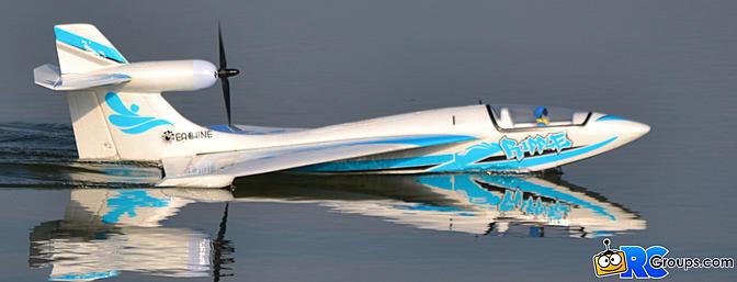 Eachine Ripple Waterplane - RCGroups Review