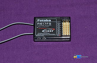 <b>Futaba R617FS Seven-Channel Receiver</b>