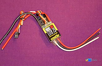 <b>Castle Creations Edge Lite 75 Amp ESC</b>