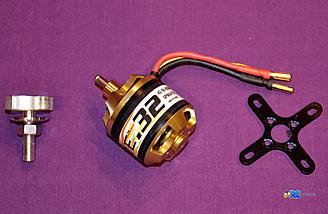 <b>Rimfire .32 Brushless Outrunner Motor</b>