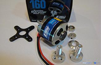 <b>E-flite Power 160 motor</b>