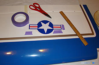 <b>Wing decals almost there</b>