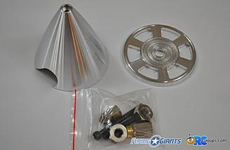 <b>3&quot; Aluminum Spinner</b>