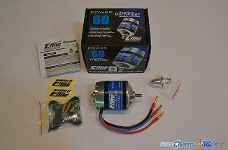 <b>E-flite Power 60 Brushless Motor</b>