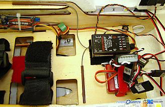 <b>AR8010T RX  installation</b>