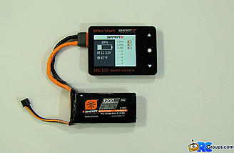 <b>Smart battery basic display</b>