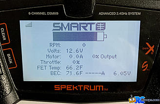 <b>Smart Battery Display</b>
