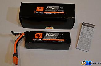 <b>5000 mAh Smart Battery</b>