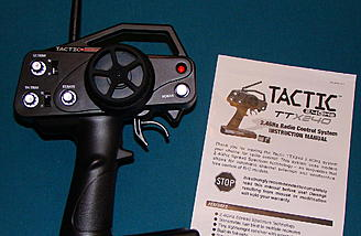 Tactic Transmitter (RTR)