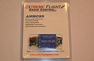 <b>Airboss 80 Amp Elite ESC</b>