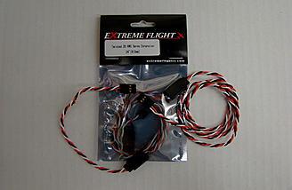<b>Extreme Flight 28 AWG Servo Extensions</b>