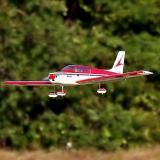 Landing approach - full flaps