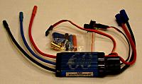 Eflite 60-Amp Pro Brushless Controller
