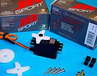 JR Sport MN48 Servo