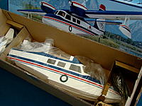 The fuselage looks great even in the box!