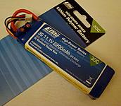 E-Flite High-Power Battery