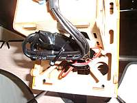 Name: COWLING-MOTOR 006.jpg Views: 326 Size: 72.5 KB Description: I installed the ESC under motor box for maximum air flow and cooling. Again using foam base for vibration protection.