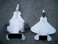 Name: M-1&M-3.jpg Views: 392 Size: 52.0 KB Description: M-3 is much smaller and lighter than M-2 and M-1.  Its 30x22, 14 oz with a 3 cell 1320, 400F 6x4 prop. Heavier (BETTER) wing loading.