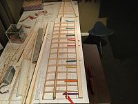 Name: 4A1AE9A0-BD6E-4522-86A0-93393652E482.jpeg Views: 219 Size: 1.61 MB Description: Rest of wing build was very straight forward