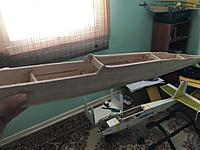 Name: 6451C36F-39A1-4E69-BC0F-3D5AE71FB336.jpeg Views: 1 Size: 2.50 MB Description: Fuselage almost ready!