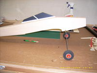 Name: DSCI0001.jpg Views: 340 Size: 63.2 KB Description: Profile canopy. Wire landing gear.