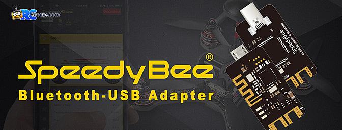 SpeedyBee Bluetooth-USB Adapter