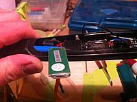 Name: photo-11.jpg Views: 256 Size: 197.4 KB Description: Where the one antenna goes out the top of the fuse