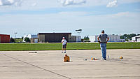Name: 2019_08_24_8015.jpg Views: 51 Size: 195.3 KB Description: Carl Dodge flying a Perky. Henry Nelson in foreground.