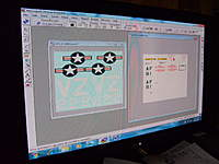 Name: SD532249.jpg Views: 308 Size: 94.8 KB Description: Working on my decals.