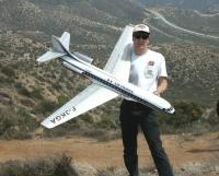 Name: carv.jpg Views: 1460 Size: 50.4 KB Description: This is my scratch built Caravelle. Flies great!